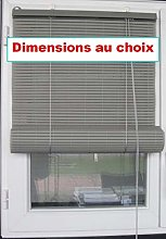 Store fenêtre enrouleur PVC, couleur au choix, 5