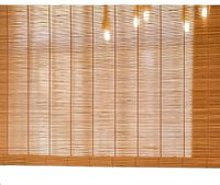 Store Jour Nuit Store Occultant Rideau en Bambou