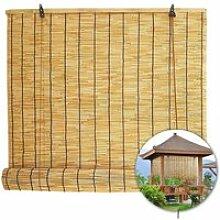 STORE LDREAM Store Enrouleur Bambou Exterieur 80cm
