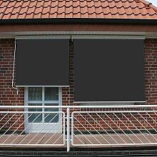 Store vertical enrouleur extérieur pour terrasse