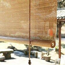 Stores à Enroulement En Bambou,Rideau Stores à