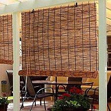 Stores À Rouleaux en Bambou de Décoration Rétro