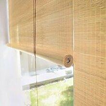Stores Bateau en Bambou pour Fenetres,Rideau en