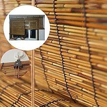 Stores en Bambou Carbonisation,Stores Romains