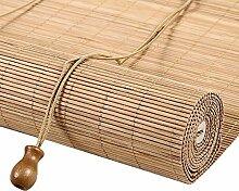 Stores En Bambou Naturel for Balcon-terrasse,