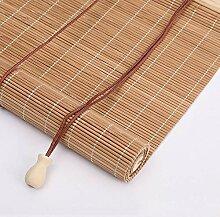 Stores Enrouleurs en Bambou,Volets Écran Solaire