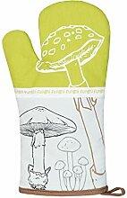Stuco Trends Textiles Gant, coloré, Circa 18 x 30