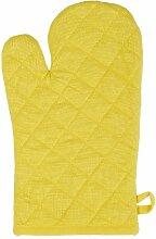 Stuco Trends Textiles Gant de Cuisine Jaune