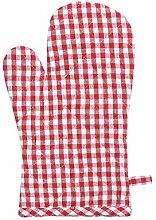 Stuco Trends Textiles Gant de Cuisine Rouge