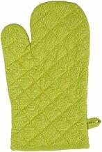 Stuco Trends Textiles Gant de Cuisine Vert Environ