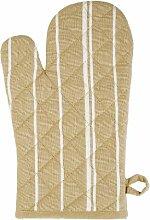 Stuco Trends Textiles Gant de Four Naturel Environ