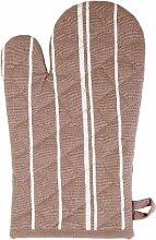 Stuco Trends Textiles Gant de Four Taupe Environ