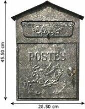 Style ancien boîte aux lettres courrier murale