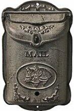 Style ancienne boîte aux lettre courriers en