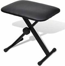 Style Essentiel - Chaises de bar, pliable Tabouret