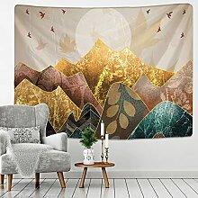 Style japonais tenture murale tapisserie nordique