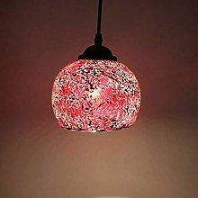 Style Marocain Mosaïque Motif Vintage Lampe