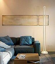 Style scandinave salon lampadaire lampe
