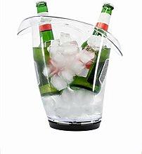 Stylgs - Seau à champagne avec égouttoir | Vin -