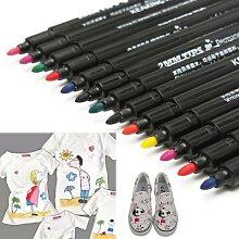 Stylos marqueurs de tissu pour peinture