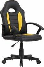 Sublime chaise de bureau enfant monaco couleur