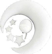 SUCHUANGUANG bébé Chapeau posant Haricots Lune