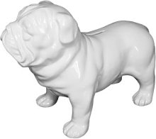 Suck UK Tirelire céramique chien de garde