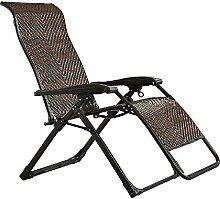 Suge Rocking lit Pliant Chaise Longue Chaise Lazy