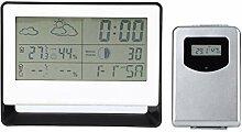 Sugoyi Station météo Horloge, Multifonction RF