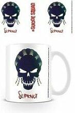 Suicide squad - mug slipknot skull MG23884
