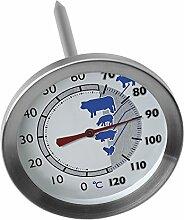 Sunartis T720AL Thermomètre de cuisson en acier