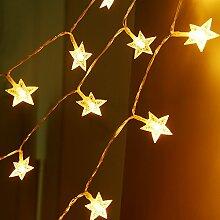 Sunnest Guirlandes Lumineuse LED - Guirlande