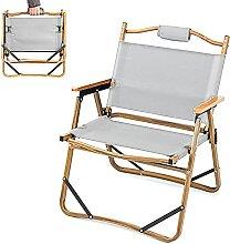 Sunydog Chaise Pliable en Alliage d'aluminium