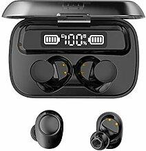 Sunydog Écouteurs sans Fil BT5.1 avec Micro IPX7