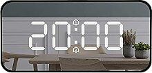 Sunydog Multifonctionnel LED Miroir Réveil