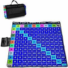Suo Long Grand modèle de Table de Multiplication