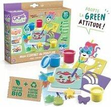 Super green kit de peinture bio CTECO001