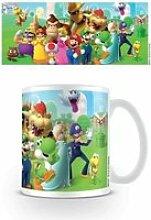 Super mario - mug mushroom kingdom PYR5050574244817