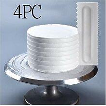 Support à gâteaux Support à cupcakes 4 PCS