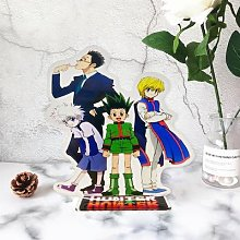 Support acrylique pour figurine Hisoka, support