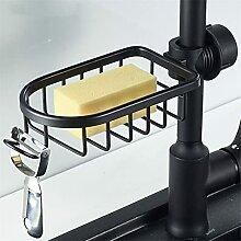 Support d'évier de cuisine Éponge de vidange