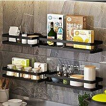 Support de rangement mural pour cuisine, étagère