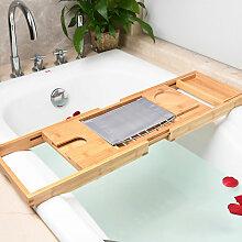 Support de rangement Support de baignoire en