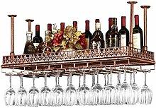 Supports à vin en fer en métal Hauteur réglable