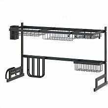 Supports de Cuisine Égouttoir à Vaisselle,