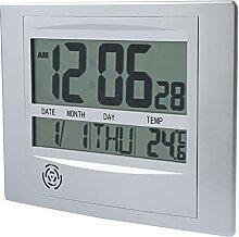 Surebuy Horloge numérique, réveil numérique