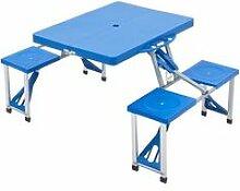 Surpass - table de camping pique-nique pliante - 4