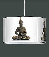 Suspension abat-jour bouddha