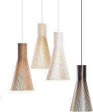 Suspension au design scandinave 4200 en bois
