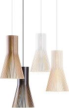Suspension au design scandinave 4201 en bois